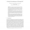 Proving Coercion-Resistance of Scantegrity II