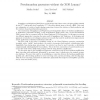 Pseudorandom generators without the XOR Lemma