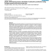 pSLIP: SVM based protein subcellular localization prediction using multiple physicochemical properties