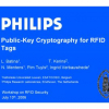 Public-Key Cryptography for RFID-Tags