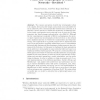 Public Key Cryptography in Sensor Networks - Revisited