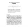 Pulling, Pushing, and Grouping for Image Segmentation