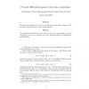 Pursuit Differential Games with State Constraints