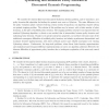 Q-learning and enhanced policy iteration in discounted dynamic programming