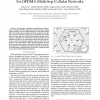 QoS-guaranteed Transmission Scheme Selection for OFDMA Multi-hop Cellular Networks