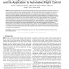 QoS Negotiation in Real-Time Systems and Its Application to Automated Flight Control