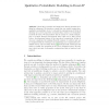 Qualitative Probabilistic Modelling in Event-B