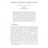 Qualitative Probabilistic Modelling in Event-B