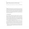 Qualitative Spatial Representation and Reasoning Techniques