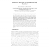 Qualitative Temporal and Spatial Reasoning Revisited