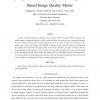 Quality Constrained Compression Using DWT-Based Image Quality Metric