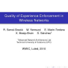 Quality of Experience Enforcement in Wireless Networks