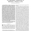 Quality-of-service provisioning system for multimedia transmission in IEEE 802.11 wireless lans