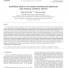 Quantifying effects in two-sample environmental experiments using bootstrap confidence intervals