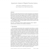 Quantitative analysis of weighted transition systems