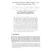 Quantitative Analysis of White Matter Fiber Properties along Geodesic Paths