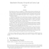 Quantitative Domains, Groupoids and Linear Logic