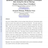 Quantitative Measurements of the Influence of Participant Roles during Peer Review Meetings