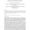 Quantum Three-Pass protocol: Key distribution using quantum superposition states
