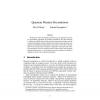 Quantum weakest preconditions