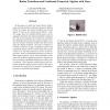 Radon transform and Conformal Geometric Algebra with lines
