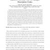 Rainbow Network Flow of Multiple Description Codes
