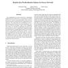 Random Key Predistribution Schemes for Sensor Networks