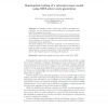 Randomised testing of a microprocessor model using SMT-solver state generation