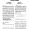 Randomized active atomicity violation detection in concurrent programs
