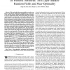 Randomized and distributed self-configuration of wireless networks: two-layer Markov random fields and near-optimality