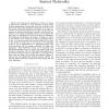 Randomized k-Coverage Algorithms For Dense Sensor Networks
