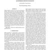 Randomized motion estimation