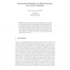 Randomized Simulation of Hybrid Systems For Circuit Validation