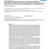Rank-statistics based enrichment-site prediction algorithm developed for chromatin immunoprecipitation on chip experiments