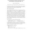 Rasiowa-Sikorski proof system for the non-Fregean sentential logic SCI