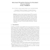 Rate-Based Transition Systems for Stochastic Process Calculi