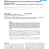 Re-searcher: a system for recurrent detection of homologous protein sequences
