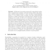 Reachability Analysis of Nonlinear Systems Using Conservative Approximation