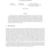 Reaching a Consensus in a Dynamically Changing Environment: A Graphical Approach