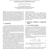 Real-Time Cell Loss Estimation for ATM Multiplexers with Heterogeneous ON/OFF Sources