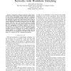 Real-Time Communication Analysis for On-Chip Networks with Wormhole Switching