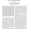 Real-Time Detection of Selfish Behavior in IEEE 802.11 Wireless Networks