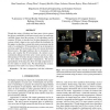 Real-time stereo-vision system for 3D teleimmersive collaboration
