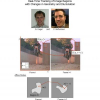 Real-time tracking of image regions with changes in geometry and illumination
