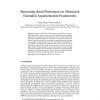 Reasoning about Preferences in Structured Extended Argumentation Frameworks