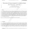 Reasoning and change management in modular ontologies