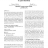 Reciprocal negotiation over shared resources in agent societies