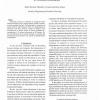 Recognition of Human Motion Based on Interpretation of 2D Pattern Deformation