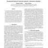 Recognizing Temporal Trajectories Using the Condensation Algorithm
