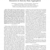 Reconciling privacy preservation and intrusion detection in sensory data aggregation